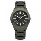 oasis ladies black dial watch