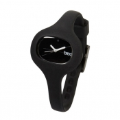 breo ladies black dial watch