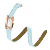 jacques du manoir ladies  white dial watch