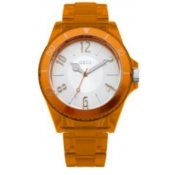 oasis unisex white dial watch