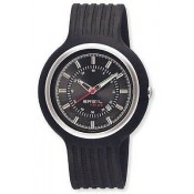 breil man's black watch