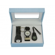 time design boys watch & gift set