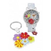 time design girls watch & gift set