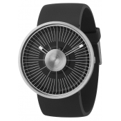 odm hacker men's black dial watch