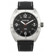 frietrap men's black dial watch
